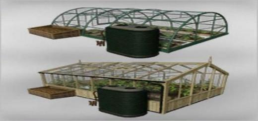 Photo of FS19 – Greenhouses