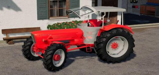 Photo of FS19 – Guldner G 75 Package V1