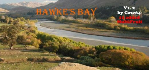 Photo of FS19 – Hawkes Bay Nz With 12 Added Fruits V1.2