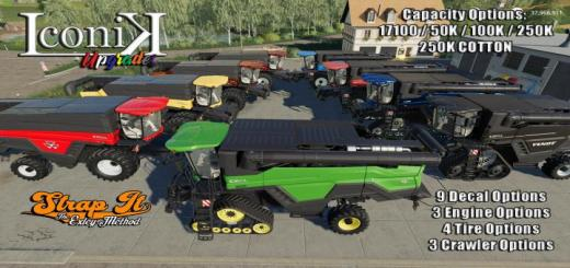 Photo of FS19 – Iconik Ideal Harvester V1