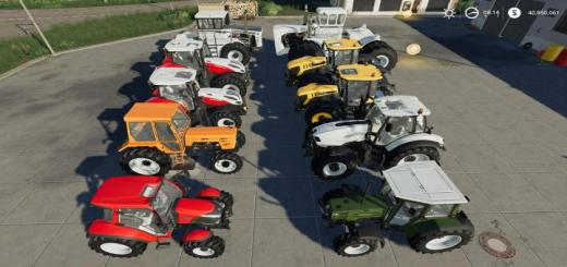 Photo of FS19 – Iconik Tractor Pack V1
