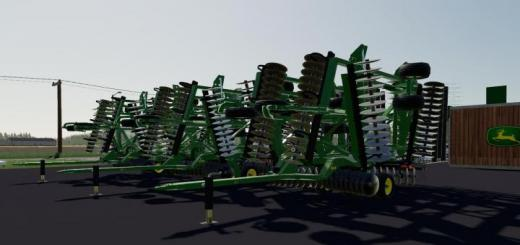 Photo of FS19 – John Deere 2623 V1