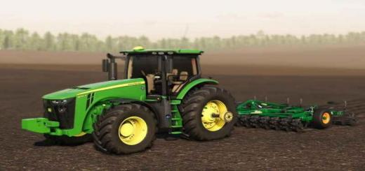 Photo of FS19 – John Deere 8R Brasil V1
