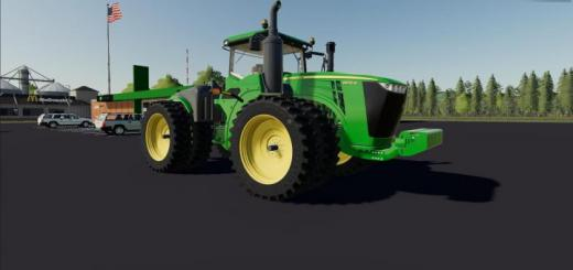 Photo of FS19 – John Deere 9R V1