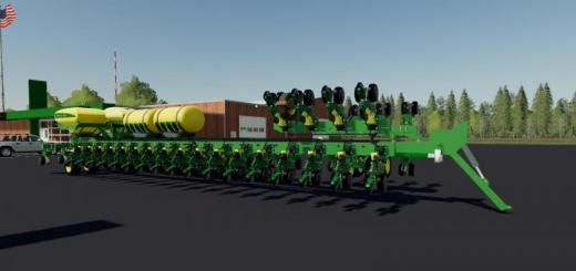Photo of FS19 – John Deere Db120 V1