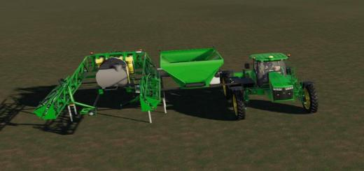 Photo of FS19 – John Deere R4045 V2.1