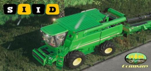 Photo of FS19 – John Deere Sts Eu V1