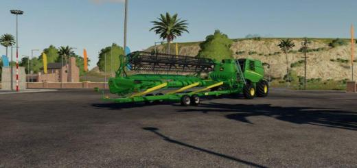 Photo of FS19 – John Deere Zurn Tl 400 V1