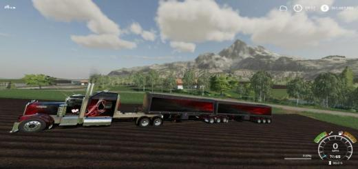 Photo of FS19 – Kenworth Truck & Tippers V1