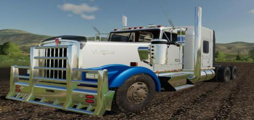 Photo of FS19 – Kenworth W900 V1.0.0.2