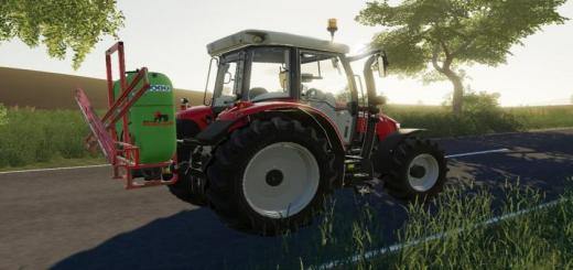 Photo of FS19 – Kfmr Krukowiak Optimal 400/12/mix V1