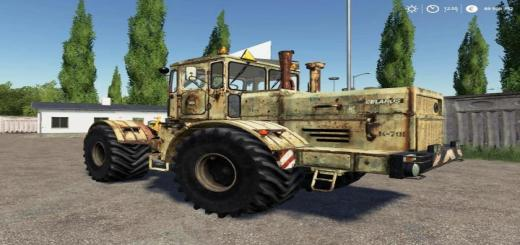 Photo of FS19 – Kirovets K 701 Old Tractor V1.0.0.2