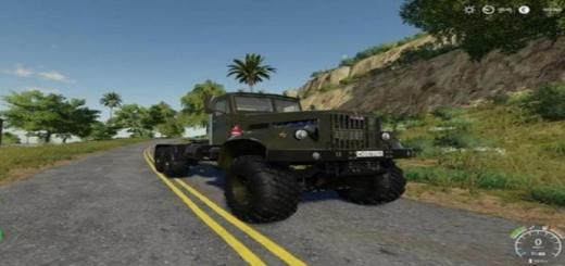 Photo of FS19 – Kraz New Life V2.2