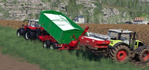 Photo of FS19 – Kroeger Overload​ V1.0.0.1