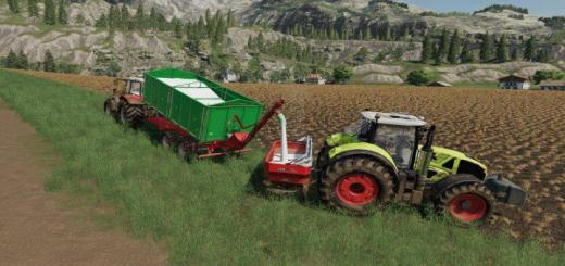 Photo of FS19 – Kroeger Overload​ V1