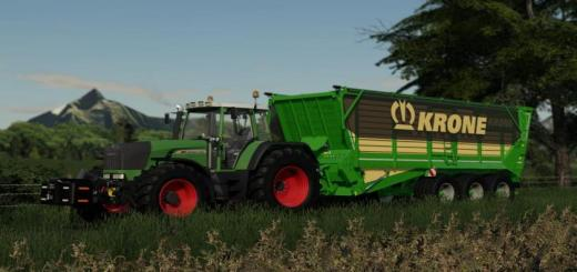 Photo of FS19 – Krone Tx 460D V1