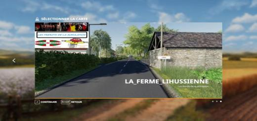 Photo of FS19 – La Ferme Lihussienne Map V1