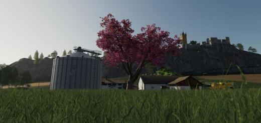 Photo of FS19 – Lapacho Tree V1