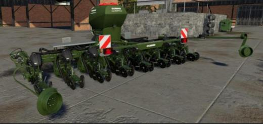 Photo of FS19 – Lemken Azurit 9 Fsm-Edition V1.1.0.1