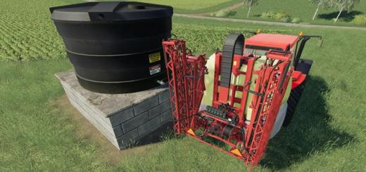 Photo of FS19 – Liquid Fertilizer Tanks V1