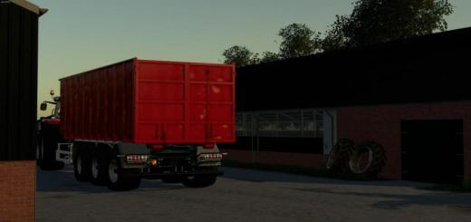 Photo of FS19 – Lizard Container V1
