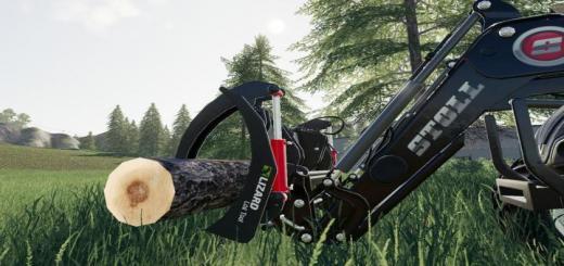 Photo of FS19 – Log Shield V1