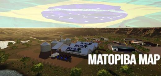 Photo of FS19 – Matopiba Map V1