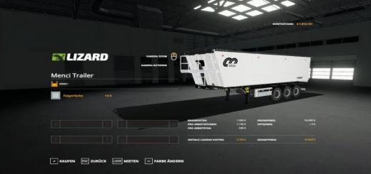Photo of FS19 – Menci Trailer V4 Final