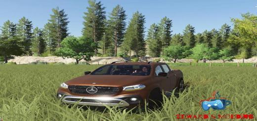 Photo of FS19 – Mercedes X Class V1