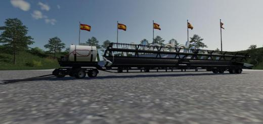 Photo of FS19 – Midwest Durus 60Ft V1
