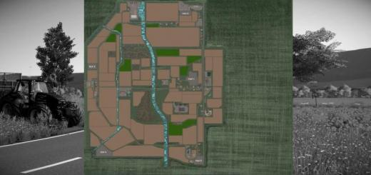 Photo of FS19 – Mill Landscape Midland Map V1.0.0.1
