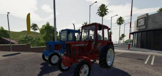 Photo of FS19 – Mtz 80/82 V1