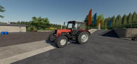 Photo of FS19 – Mtz 892 Tractor V1