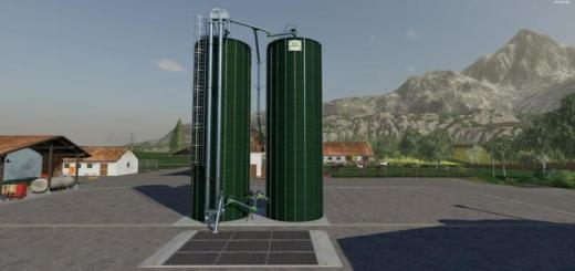 Photo of FS19 – Neuero Grain-Silo V1