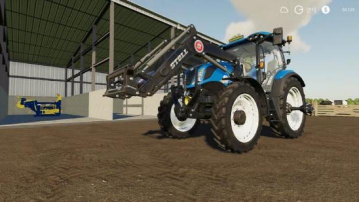 FS19 - New Holland T6 American