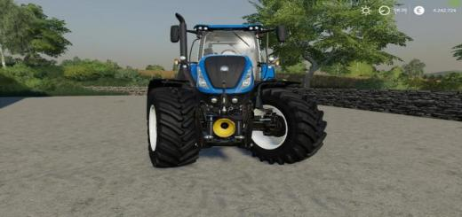 Photo of FS19 – New Holland T7 Series V1