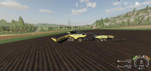 Photo of FS19 – New Holland Ve Pack V1
