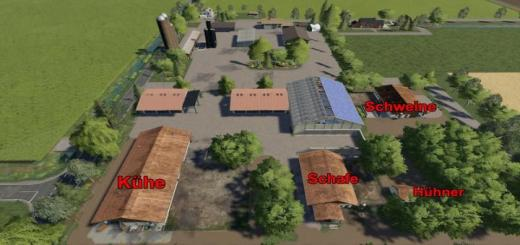 Photo of FS19 – New Score For The North Frisian March V1