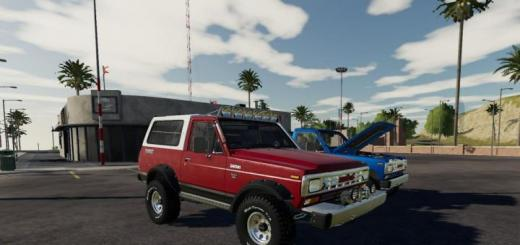 Photo of FS19 – Nissan Safari 1985 V1
