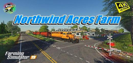 Photo of FS19 – Northwind Acres Map V1.0.1.0