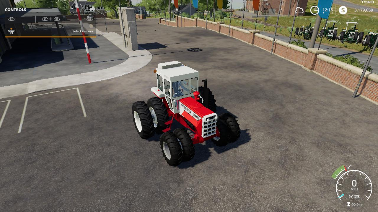 Photo of FS19 – Oliver Tractor Pack Beta