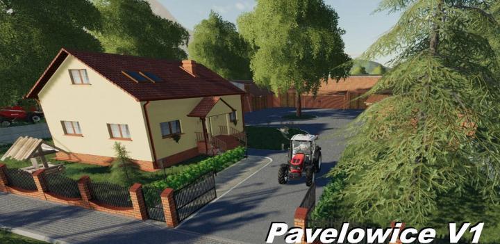 FS19 - Pavelowice Map V1