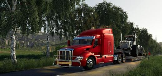 Photo of FS19 – Peterbilt 579 V1
