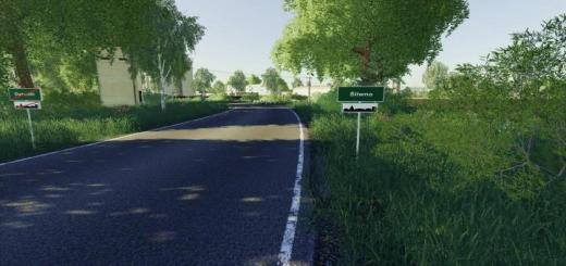 Photo of FS19 – Pgr Sliwno Map V1
