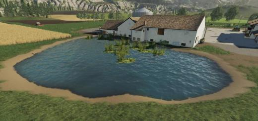 Photo of FS19 – Pond Water Store V1.0.0.2