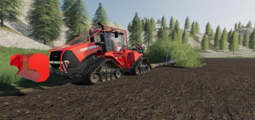 Photo of FS19 – Quadtrac Logging Series V1