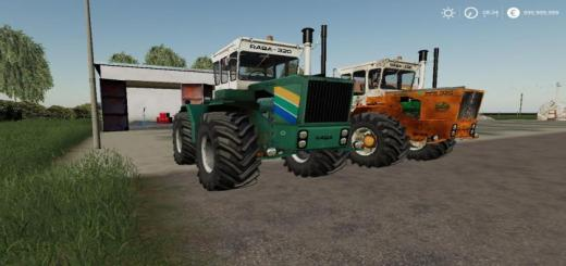 Photo of FS19 – Raba 320 V1