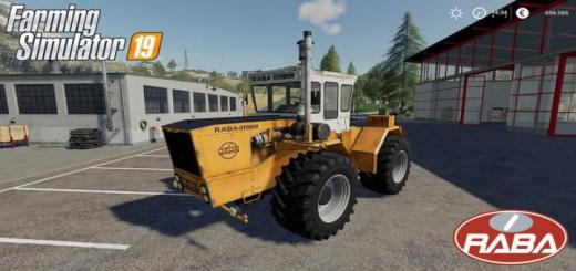 Photo of FS19 – Raba Steiger 250 V1