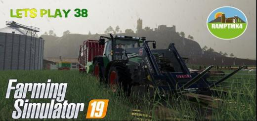Photo of FS19 – Realistic Rain And Thunderstorm Sounds V1.1
