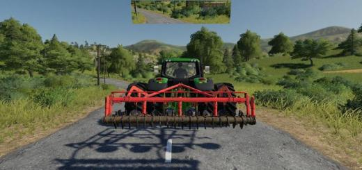 Photo of FS19 – Rearview Mirror V1